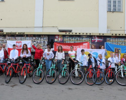 FIRST 20 BIKES ALREADY DISTRIBUTED